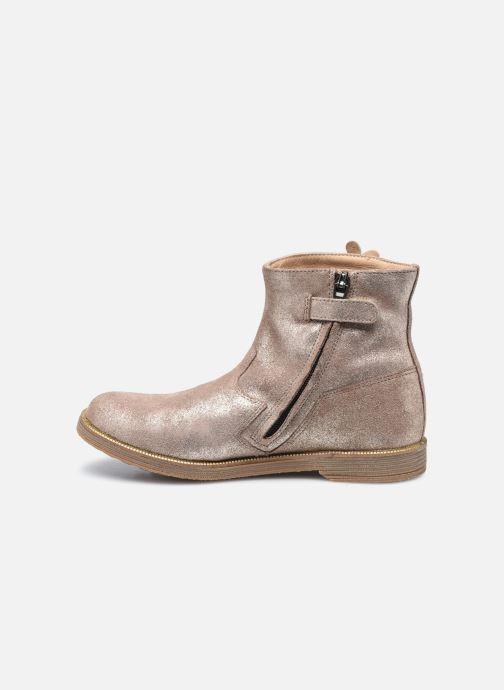 Stiefeletten & Boots Pom d Api Trip Rolls Ferns gold/bronze ansicht von vorne