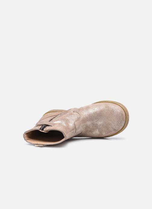 Stiefeletten & Boots Pom d Api Trip Rolls Ferns gold/bronze ansicht von links