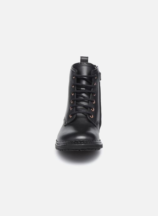 Boots en enkellaarsjes Pom d Api Ubac Boots Zwart model
