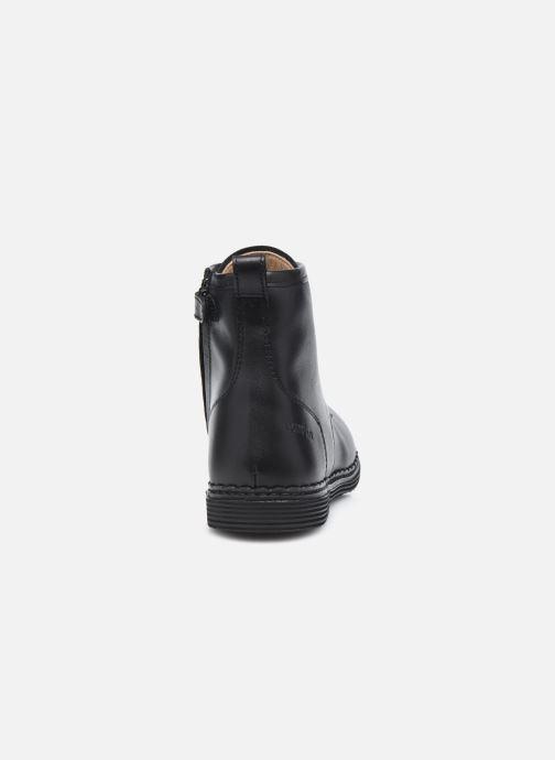 Botines  Pom d Api Ubac Boots Negro vista lateral derecha