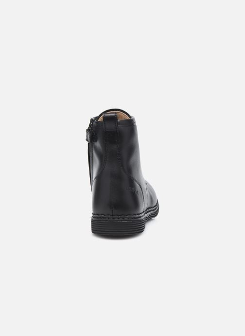 Boots en enkellaarsjes Pom d Api Ubac Boots Zwart rechts