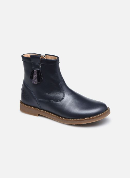 Boots en enkellaarsjes Pom d Api Trip Arty Blauw detail