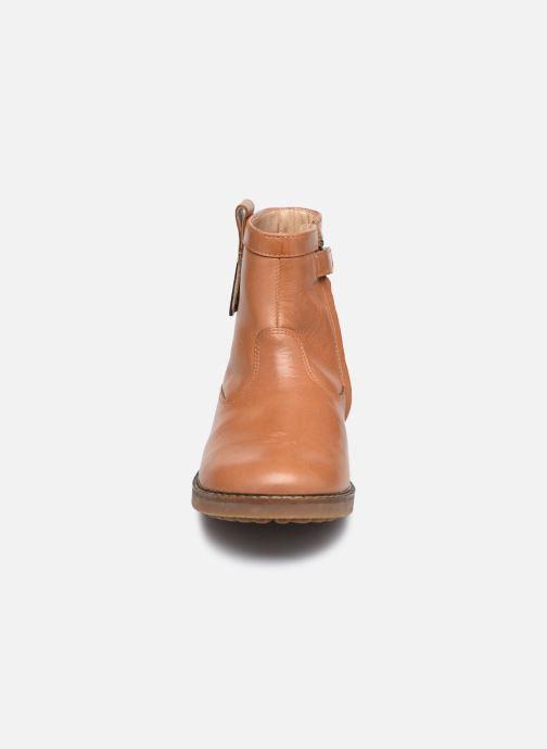 Bottines et boots Pom d Api Trip Arty Marron vue portées chaussures