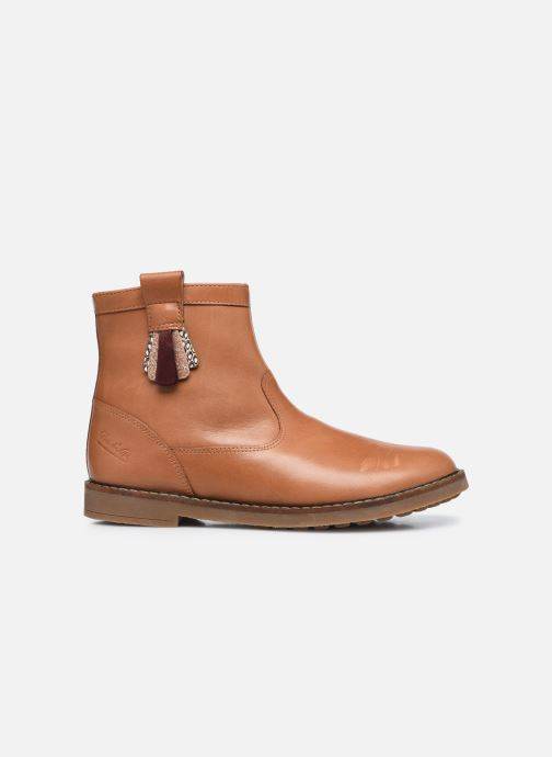 Bottines et boots Pom d Api Trip Arty Marron vue derrière