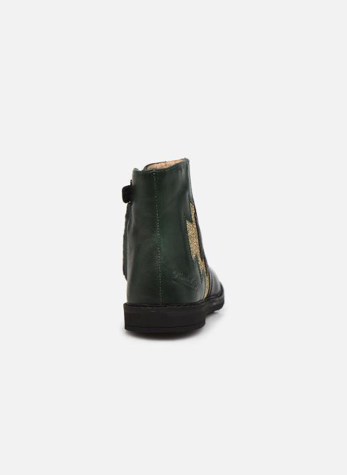 Bottines et boots Pom d Api Trip Elastek Noir vue droite