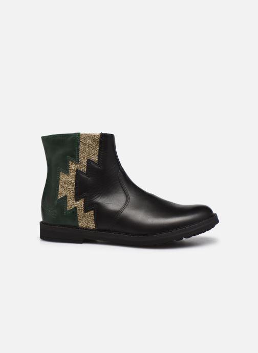 Bottines et boots Pom d Api Trip Elastek Noir vue derrière