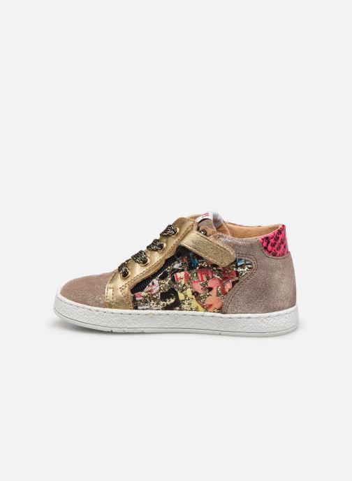 Sneakers Pom d Api Mouse Zip Top Multicolor voorkant