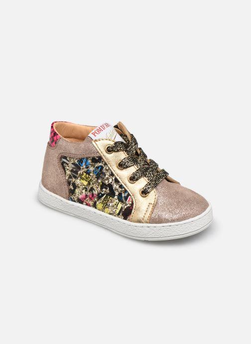 Sneakers Pom d Api Mouse Zip Top Multicolor detail