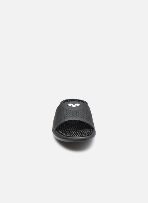 Sandales et nu-pieds Arena Marco Box + Hook M Noir vue portées chaussures