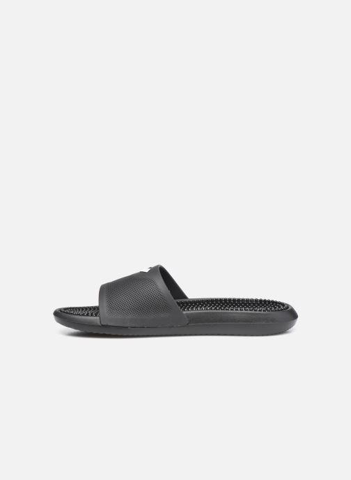 Sandales et nu-pieds Arena Marco Box + Hook M Noir vue face