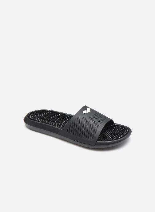 Sandales et nu-pieds Arena Marco Box + Hook M Noir vue détail/paire