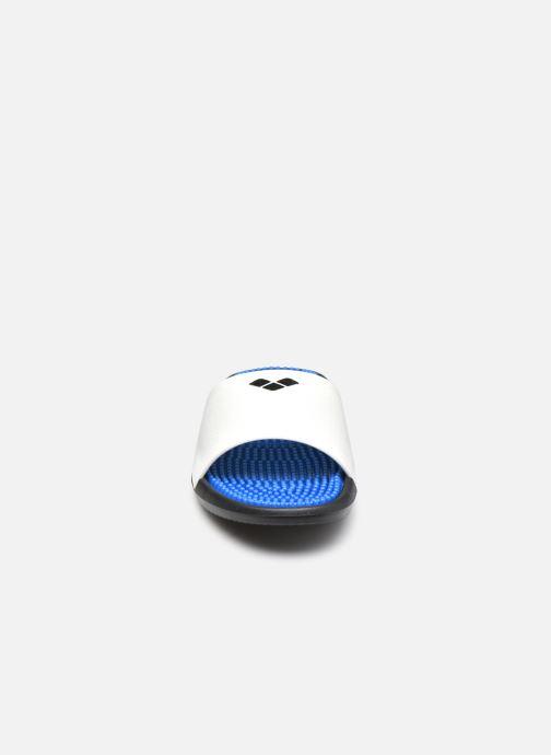 Sandales et nu-pieds Arena Marco Box + Hook M Bleu vue portées chaussures