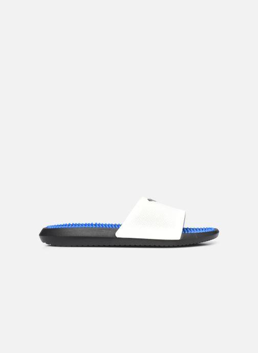 Sandalen Arena Marco Box + Hook M blau ansicht von hinten