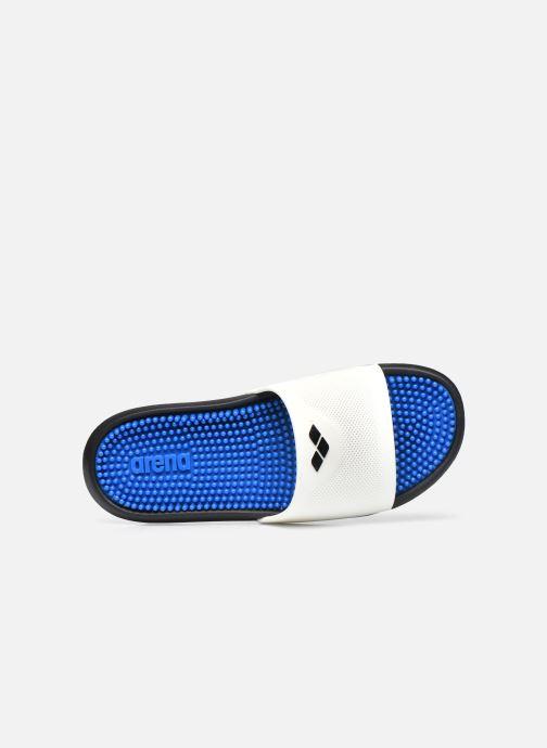 Sandales et nu-pieds Arena Marco Box + Hook M Bleu vue gauche