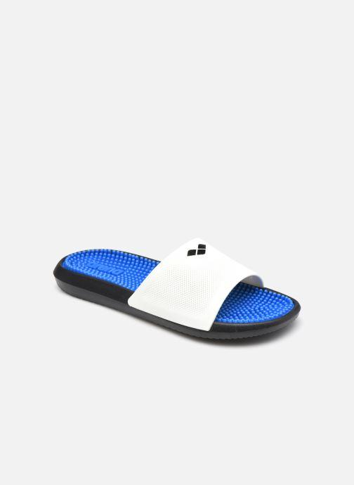 Sandales et nu-pieds Arena Marco Box + Hook M Bleu vue détail/paire
