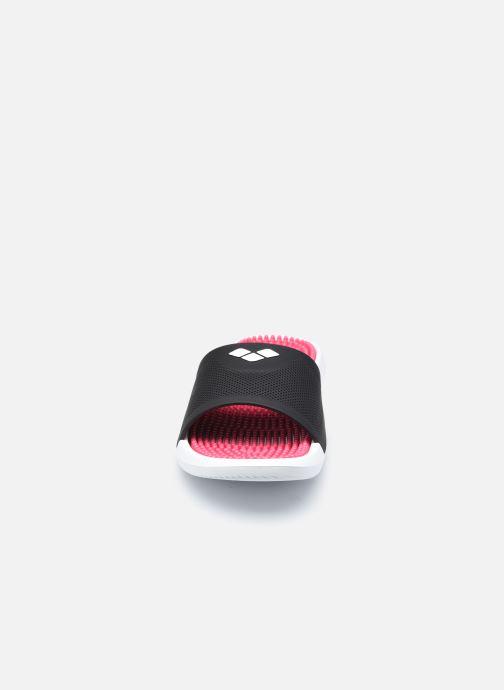 Sandali e scarpe aperte Arena Marco Box + Hook W Nero modello indossato