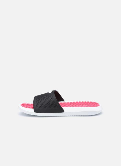 Sandales et nu-pieds Arena Marco Box + Hook W Noir vue face