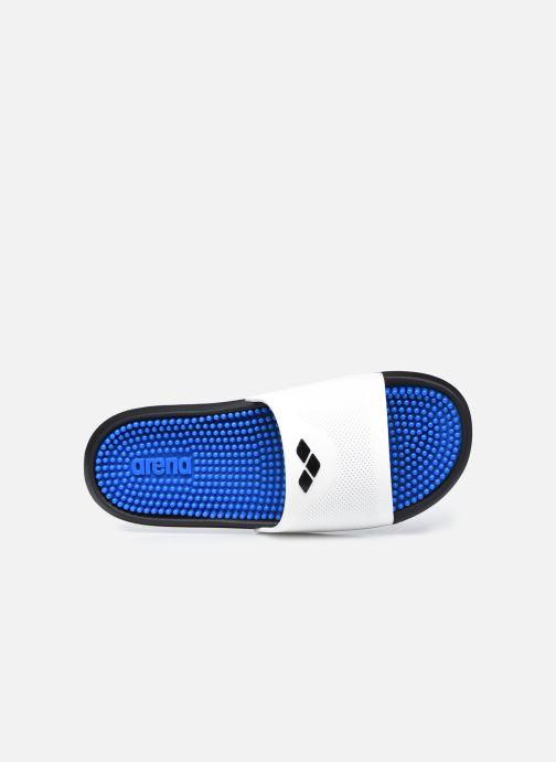 Sandales et nu-pieds Arena Marco Box + Hook W Bleu vue gauche