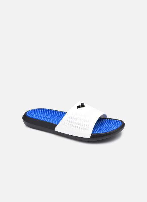 Sandales et nu-pieds Arena Marco Box + Hook W Bleu vue détail/paire