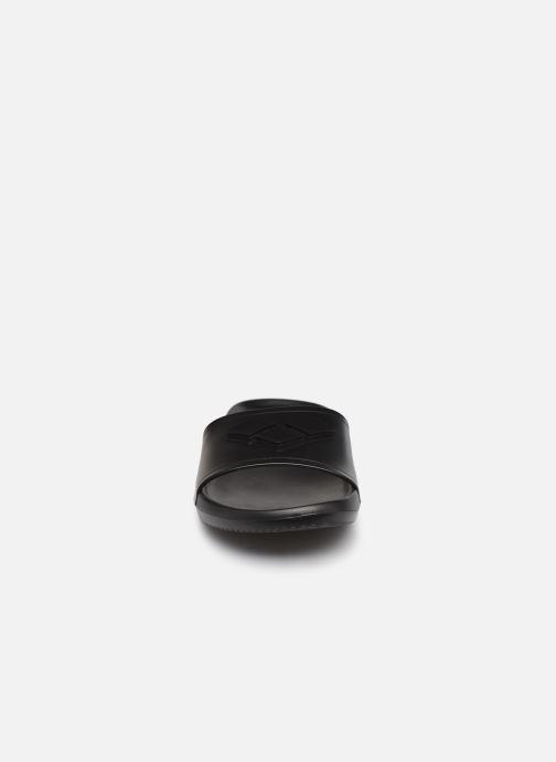 Sandales et nu-pieds Arena Mario M Noir vue portées chaussures