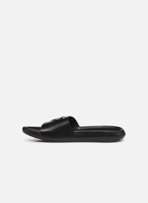 Sandales et nu-pieds Arena Mario M Noir vue face