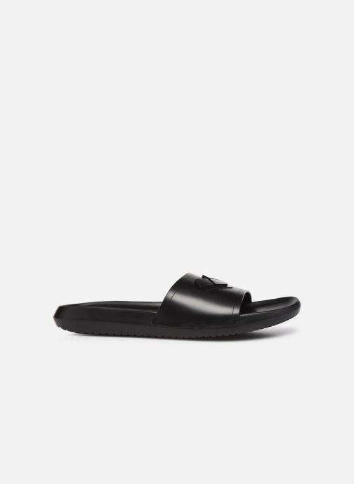 Sandales et nu-pieds Arena Mario M Noir vue derrière