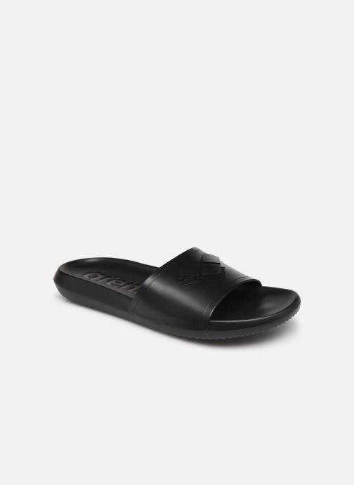 Sandales et nu-pieds Arena Mario M Noir vue détail/paire