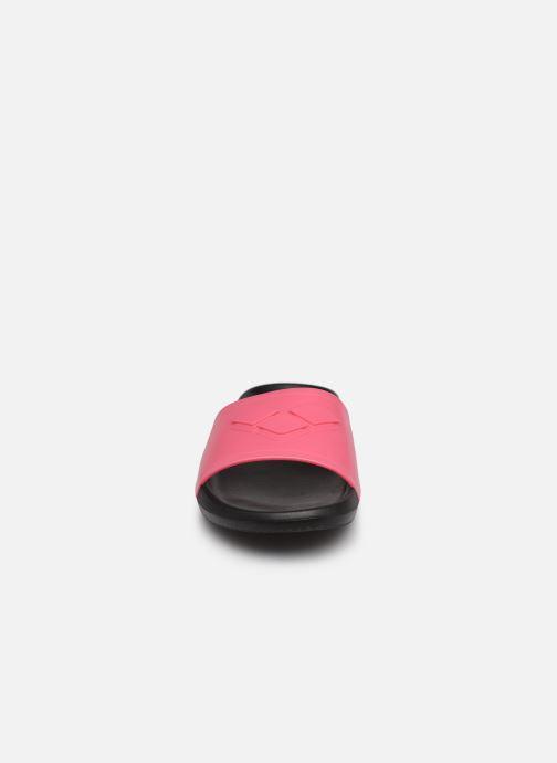 Clogs & Pantoletten Arena Mario W rosa schuhe getragen