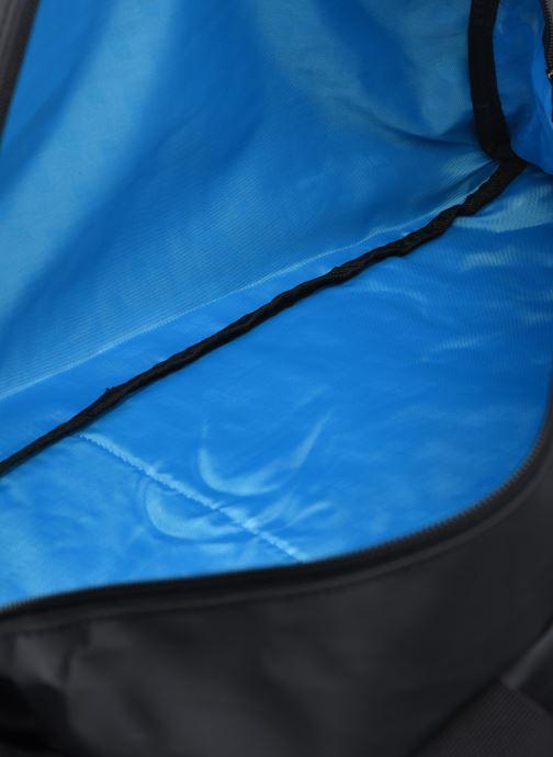 Borsa da palestra Arena Team Duffle 25 All Black Nero immagine posteriore