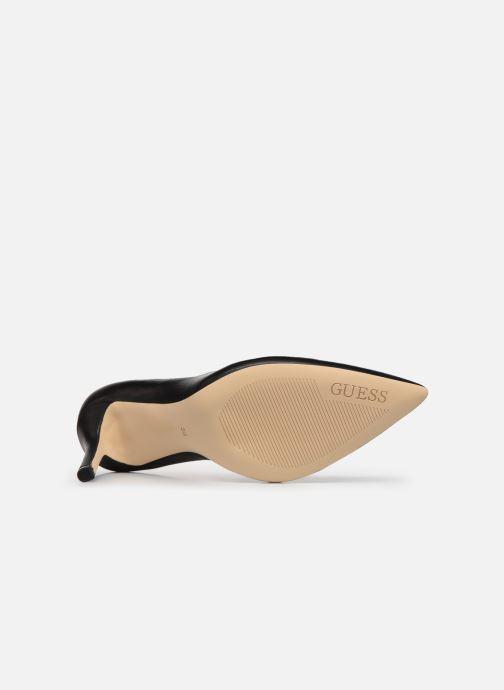 Zapatos de tacón Guess FL7DAE LEA08 Negro vista de arriba