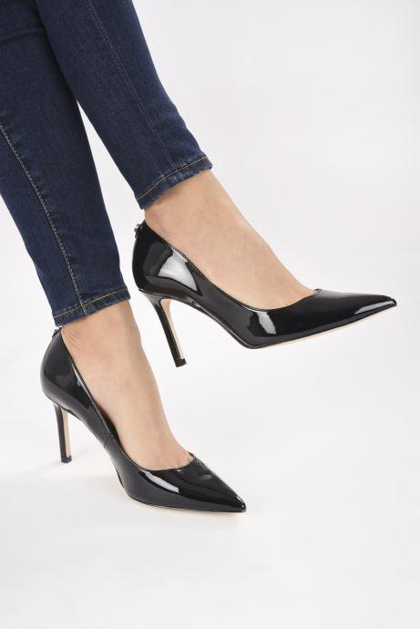Zapatos de tacón Guess FL7DA2 PAF08 Negro vista de abajo