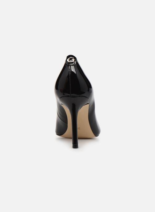 Zapatos de tacón Guess FL7DA2 PAF08 Negro vista lateral derecha