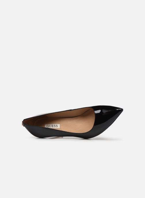 Zapatos de tacón Guess FL7DA2 PAF08 Negro vista lateral izquierda