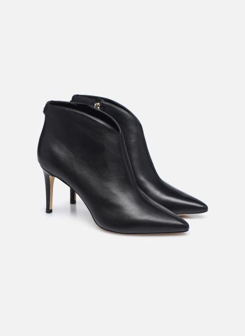 Bottines et boots Guess FL7BST LEA09 Noir vue 3/4