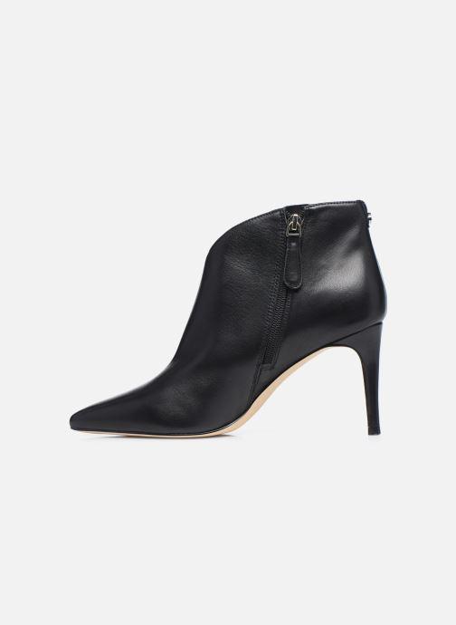 Bottines et boots Guess FL7BST LEA09 Noir vue face