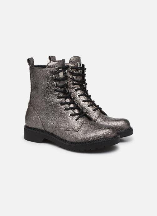 Bottines et boots Guess FL7TAI LEL10 Argent vue 3/4