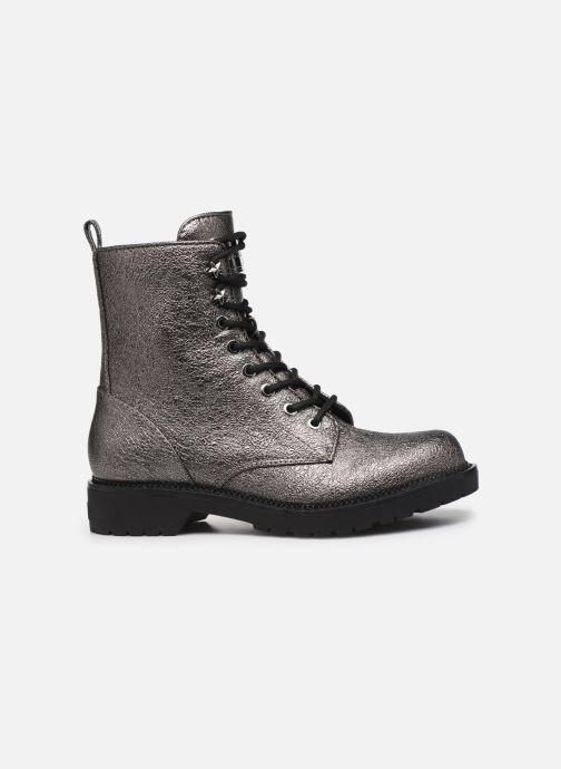 Boots en enkellaarsjes Guess FL7TAI LEL10 Zilver achterkant