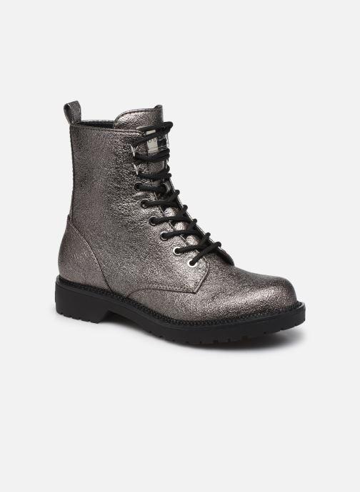 Bottines et boots Guess FL7TAI LEL10 Argent vue détail/paire