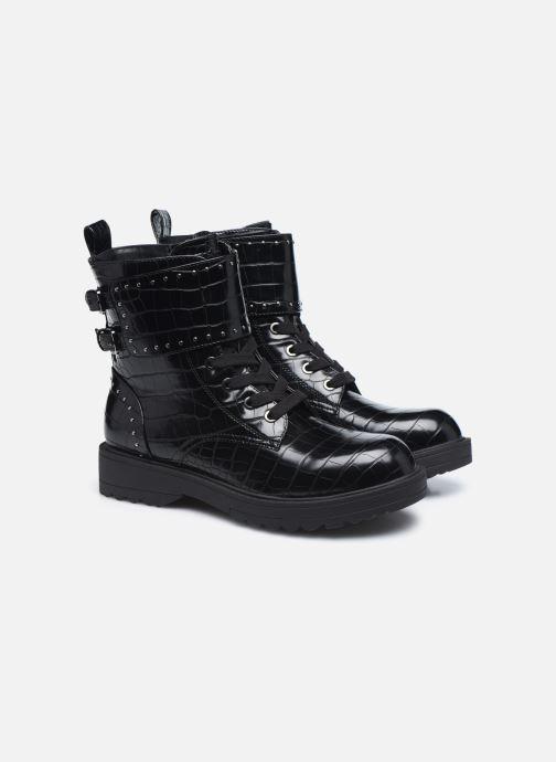 Bottines et boots Guess FL7WAN PEL10 Noir vue 3/4