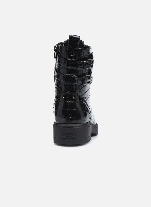 Bottines et boots Guess FL7WAN PEL10 Noir vue droite