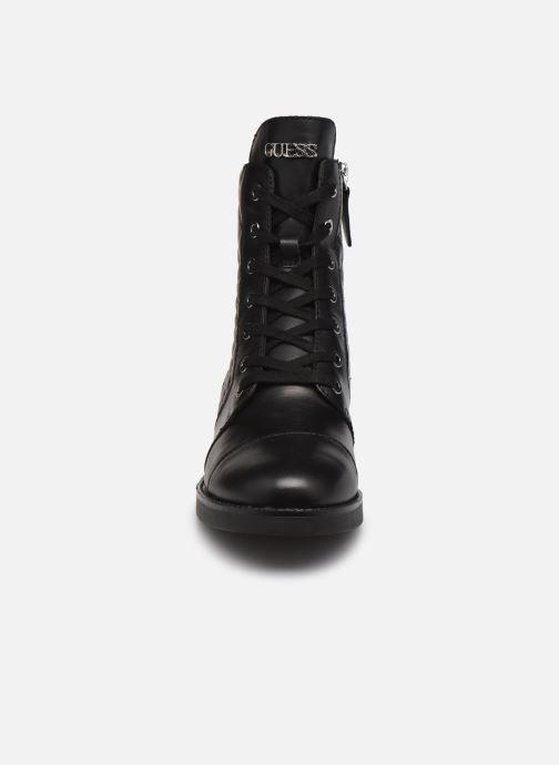 Bottines et boots Guess FL7BH2 LEA10 Noir vue portées chaussures