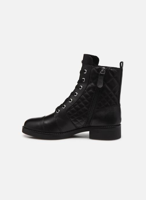 Bottines et boots Guess FL7BH2 LEA10 Noir vue face