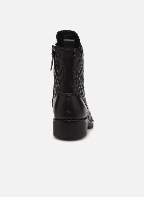 Bottines et boots Guess FL7BH2 LEA10 Noir vue droite