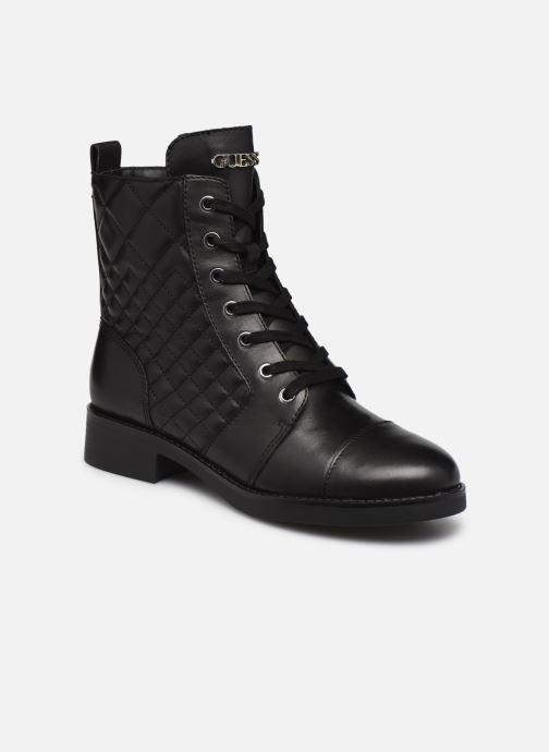 Bottines et boots Guess FL7BH2 LEA10 Noir vue détail/paire