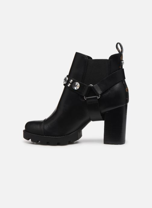 Bottines et boots Guess FL7REA ELE10 Noir vue face