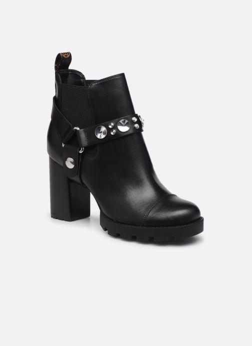 Bottines et boots Guess FL7REA ELE10 Noir vue détail/paire