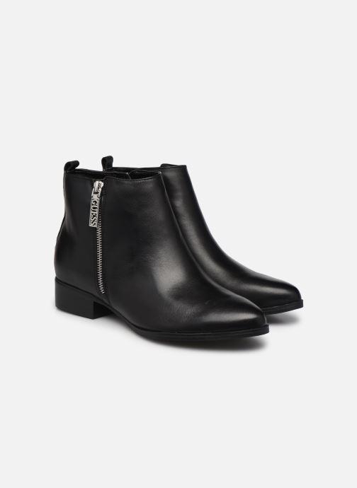 Bottines et boots Guess FL7VAY LEA10 Noir vue 3/4
