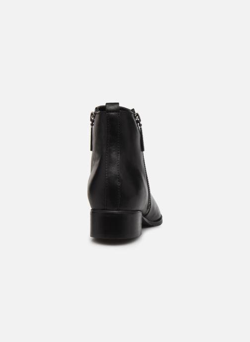 Bottines et boots Guess FL7VAY LEA10 Noir vue droite