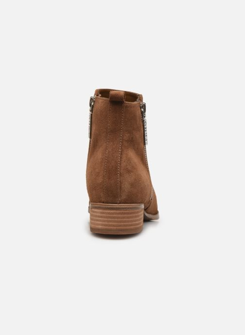 Bottines et boots Guess FL7VAY SUE10 Marron vue droite