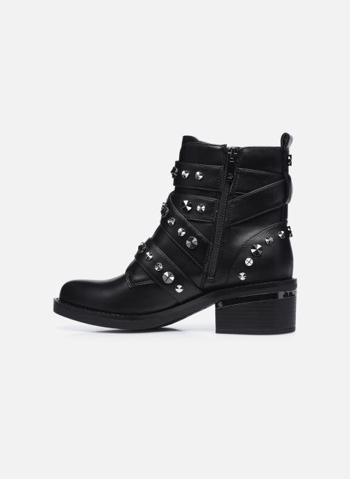 Bottines et boots Guess FLFNC4 ELE10 Noir vue face